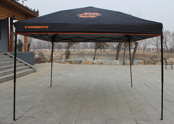 Ticari 3m X 3m Ağır Hizmet Pop Up Gazebo / 3m X 3m Pop Up Garden Shelter